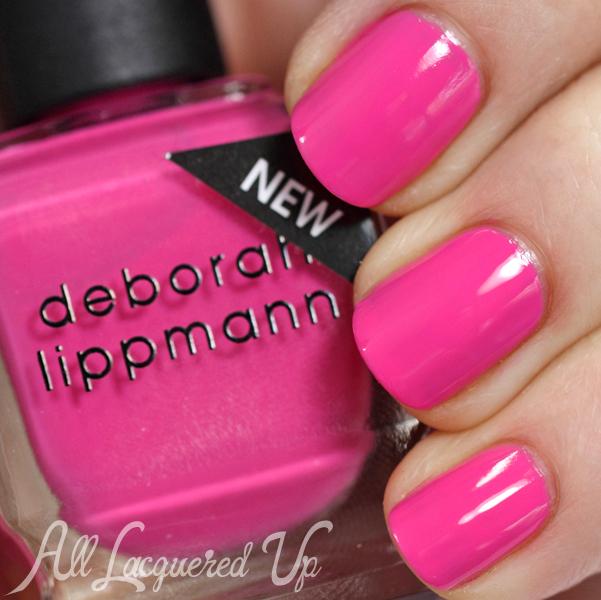 Deborah Lippmann Whip It swatch