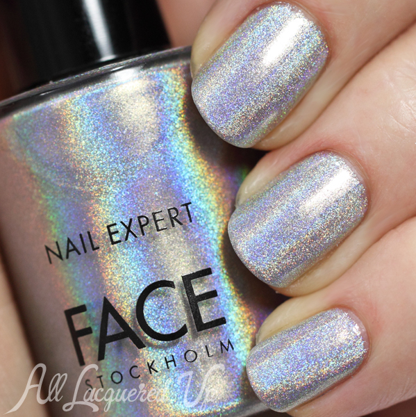 Face Stockholm Athena holo swatch