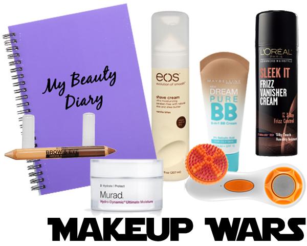 Makeup Wars - Beauty Diary