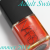 NARS Libertango from the Summer 2014 Adult Swim Collection for #ManiMonday