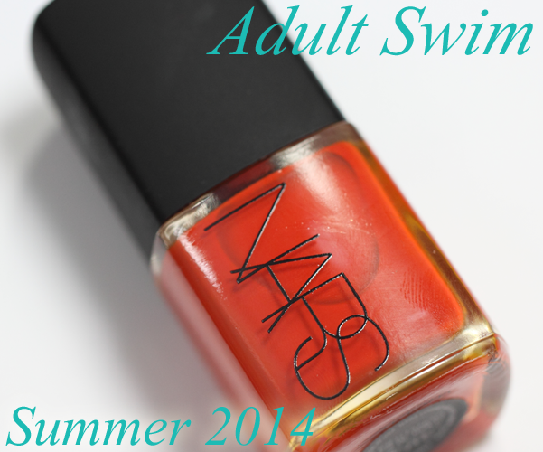 NARS Adult Swim Summer 2014 nail polish