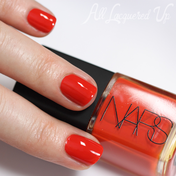 NARS Libertango Summer 2014 swatch