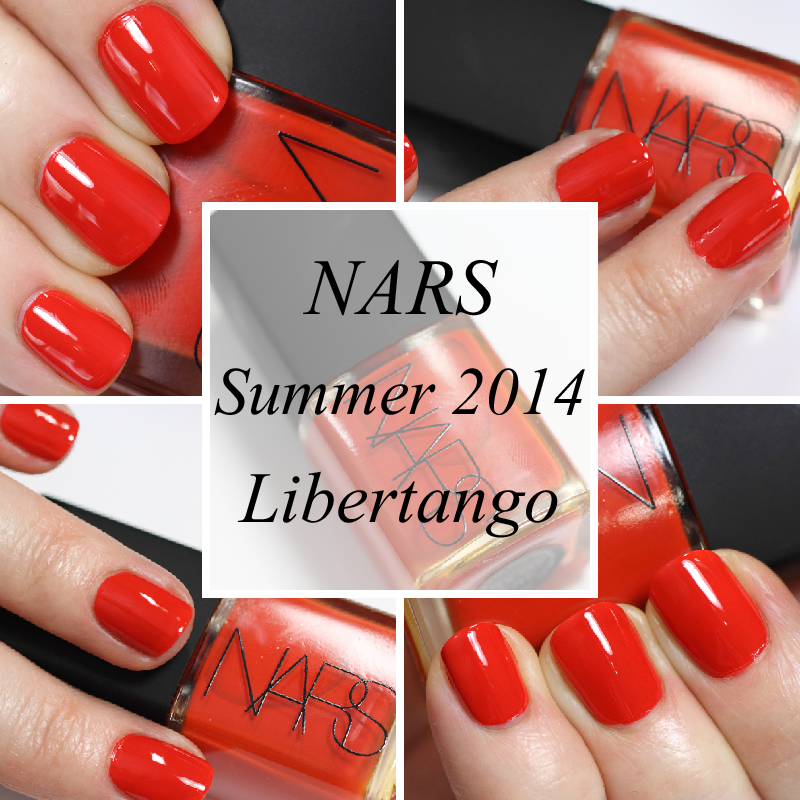 NARS Libertango swatch