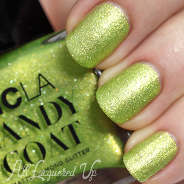 NCLA Mint Condition Candy Coat swatch