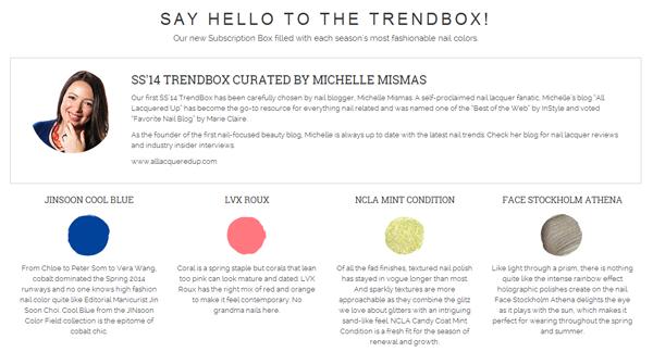Nailbox TrendBox