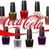 OPI Coca-Cola Nail Polish Collection – Coming Soon