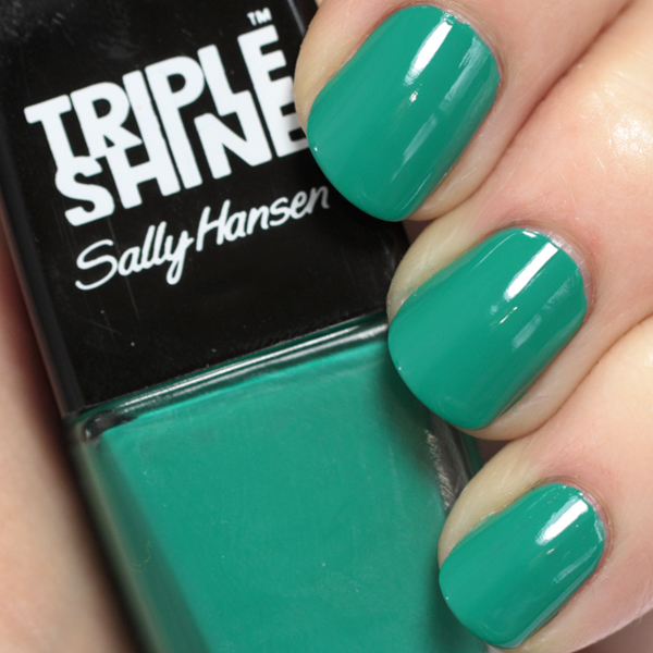 Sally Hansen Seasational swatch