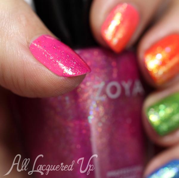Zoya Rooney & Binx layered