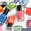 #ManiMonday – Rainbow Sparkle with Zoya Tickled & Bubbly