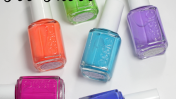 Essie Neons 2014 Too Taboo Collection Swatches & Review