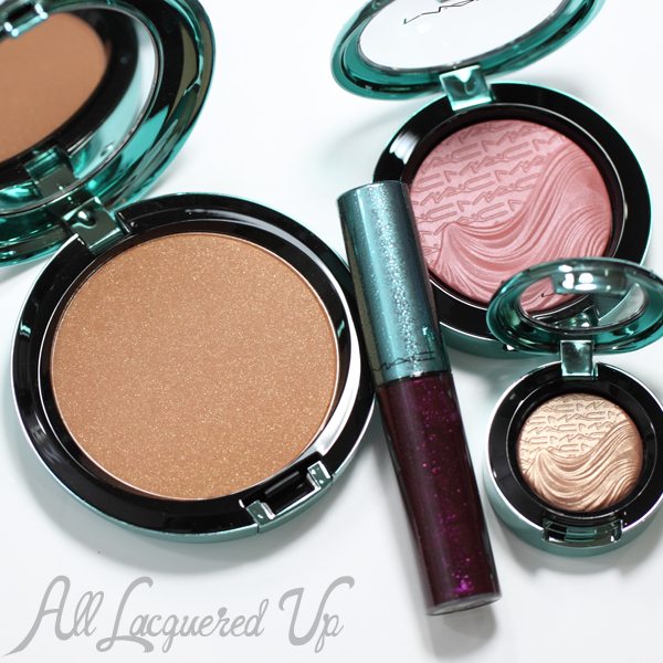 MAC Alluring Aquatic - Summer 2014