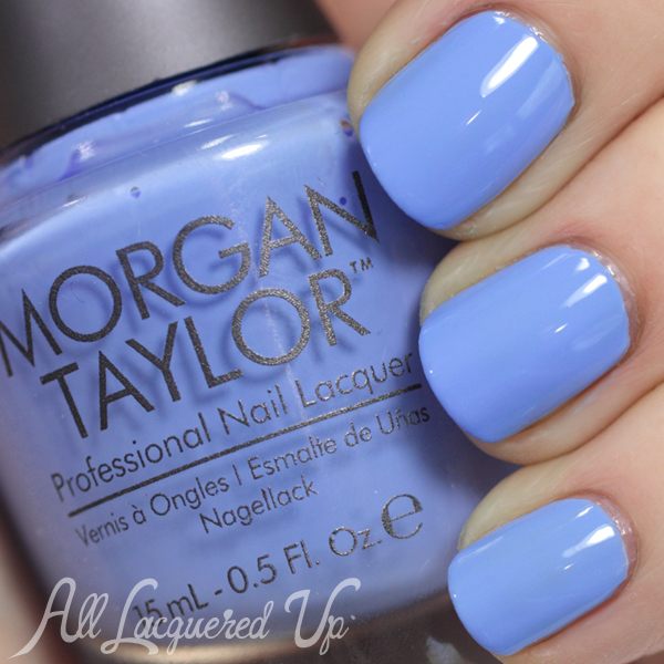 Morgan Taylor Take Me To Your Tribe swatch