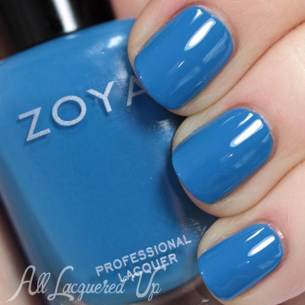 Zoya Ling swatch - Summer 2014