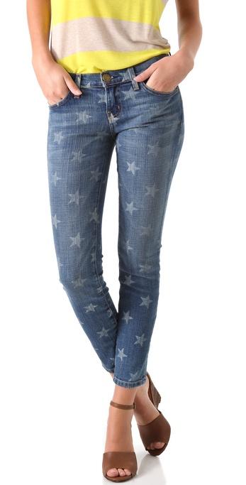 current-elliott-stiletto-stars-jeans