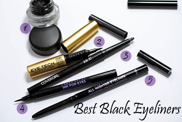 Best Black Eye Liners or Eyeliners
