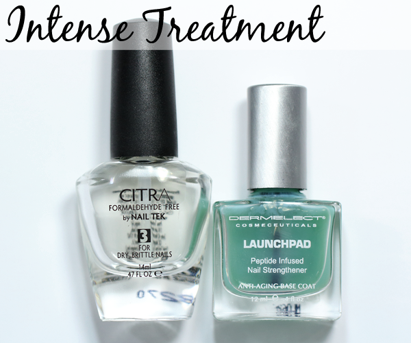 Best Treatment Base Coat - NailTek Citra 3 and Dermelect Launchpad