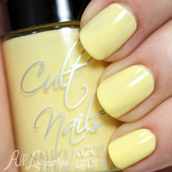 Cult Nails New Day swatch