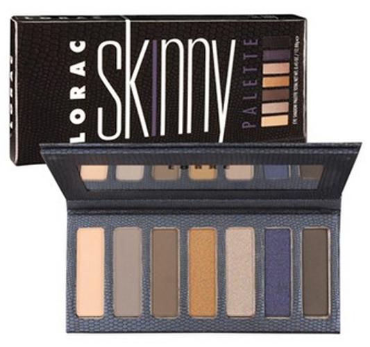 LORAC Navy Skinny Eyeshadow Palette - Nordstrom Anniversary Sale