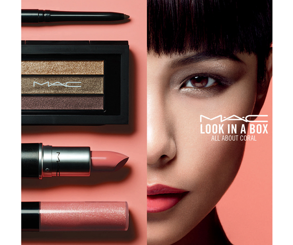 MAC Look In A Box - Coral