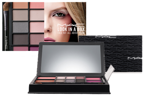 MAC Look In A Box Face Kit - Plum