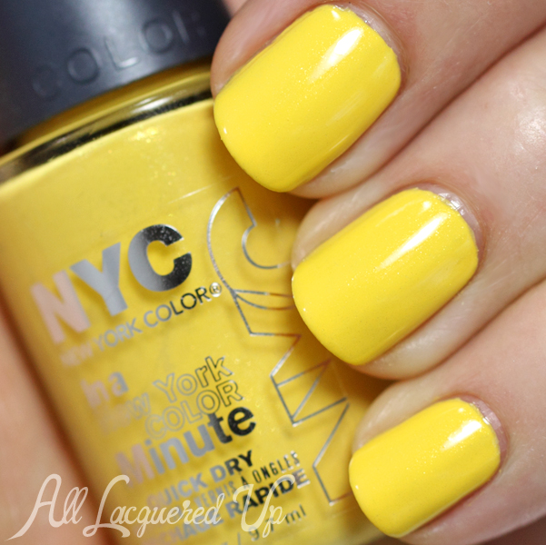 NYC Copacabana swatch
