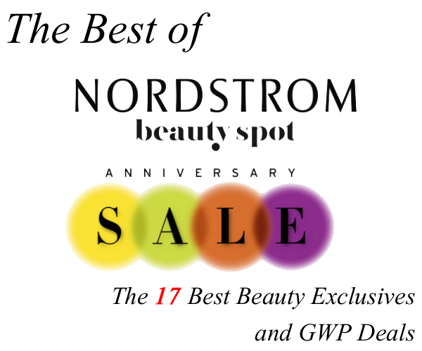 Nordstrom Anniversary Sale 2014 Beauty Exclusives GWP
