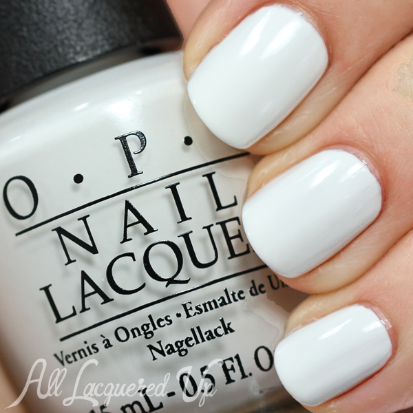 OPI Angel With A Leadfoot swatch from OPI Ford Mustang via @AllLacqueredUp