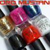 OPI Mustang Collection Swatches & Review
