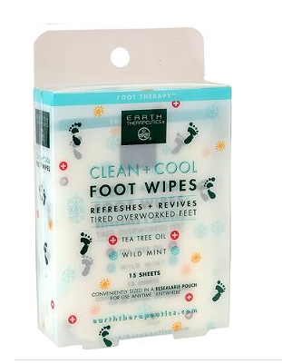 Pedicure Foot Wipes