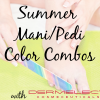 Summer Manicure-Pedicure Nail Polish Combos from Dermelect