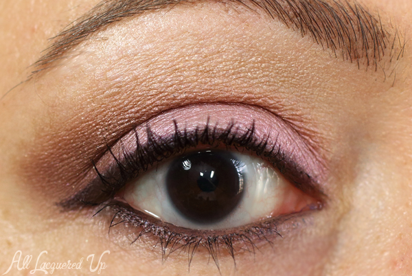 Too Faced Cat Eyes Palette Look