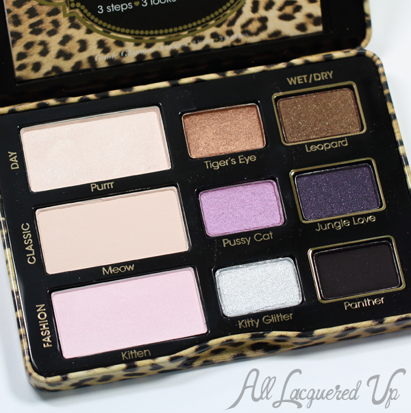 Too Faced Cat Eyes Eyeshadows