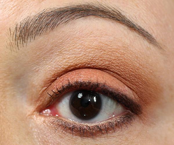 Anastasia Maya Mia Palette Eye Look via @AllLacqueredUp