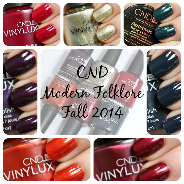CND Fall 2014 Modern Folklore via @AllLacqueredUp