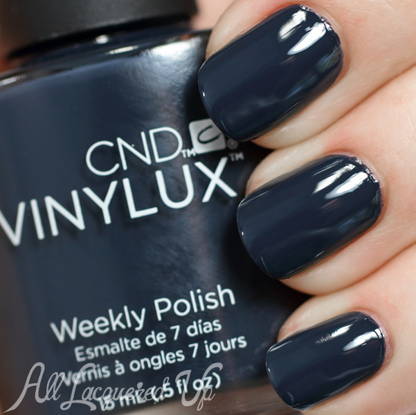 CND Indigo Frock for Fall 2014 via @AllLacqueredUp