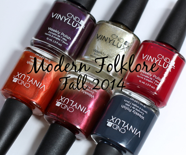CND Modern Folklore for Fall 2014 via @AllLacqueredUp