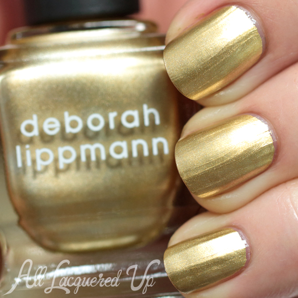 Deborah Lippmann Autumn In New York swatch - Fall 2014 via @AllLacqueredUp