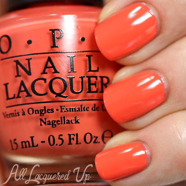 OPI Can't Afjord Not To - Fall 2014 Nordic via @AllLacqueredUp