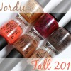 OPI Nordic Collection for Fall 2014 – Swatches & Review (Part 2)