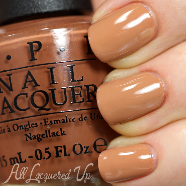 OPI Going My Way Or Norway? - Nordic for Fall 2014 via @AllLacqueredUp