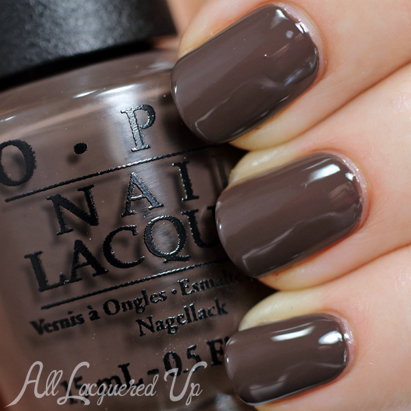OPI How Great Is Your Dane? - Nordic for Fall 2014 via @AllLacqueredUp