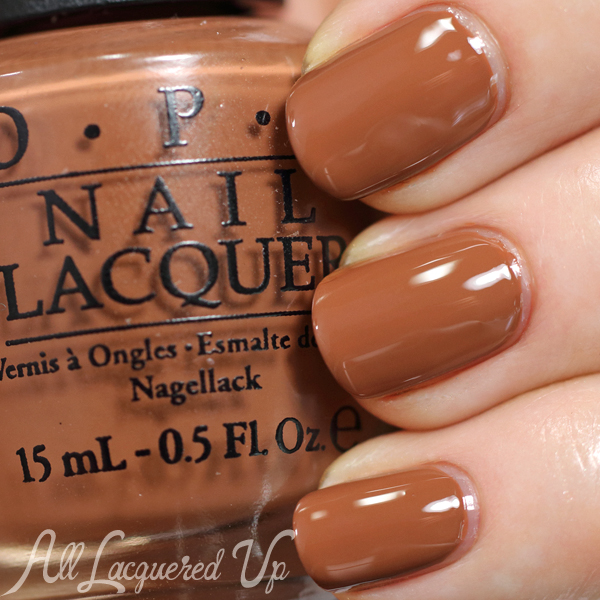 OPI Ice-Bergers and Fries - Nordic for Fall 2014 via @AllLacqueredUp