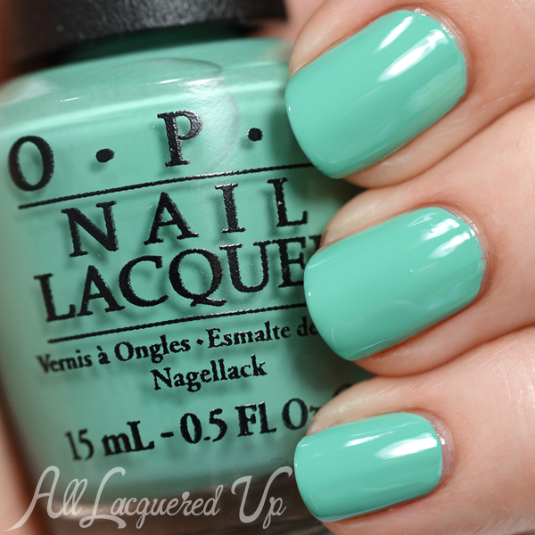 OPI My Dogsled Is A Hybrid from Fall 2014 Nordic via @AllLacqueredUp
