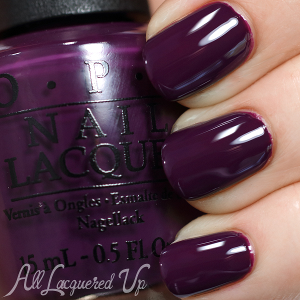 OPI Skating On Thin Iceland from Fall 2014 Nordic via @AllLacqueredUp