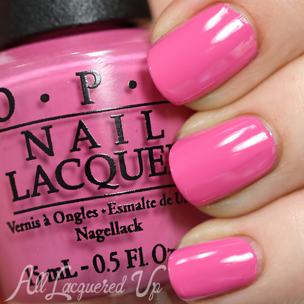 OPI Suzi Has Swede Tooth - Nordic Fall 2014 via @AllLacqueredUp