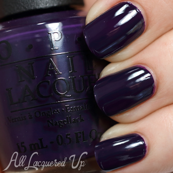 OPI Viking Vinter Vonderland from Fall 2014 Nordic via @AllLacqueredUp