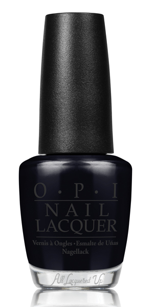 OPI WHO ARE YOU CALLING BOSSY?!? from Peanuts by OPI for Halloween 2014 via @AllLacqueredUp