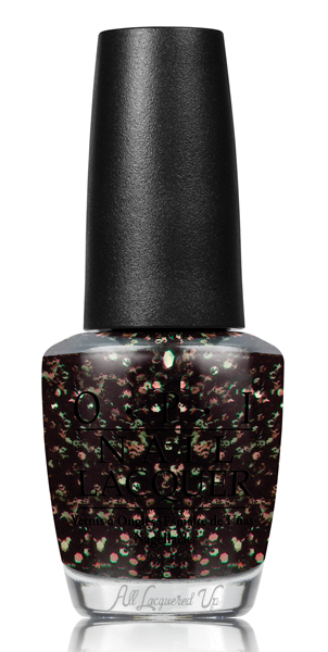 OPI Where's My Blanket??? from Peanuts by OPI for Halloween 2014 via @AllLacqueredUp