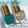 #ManiMonday – Treat Collection Beachy Accent Manicure