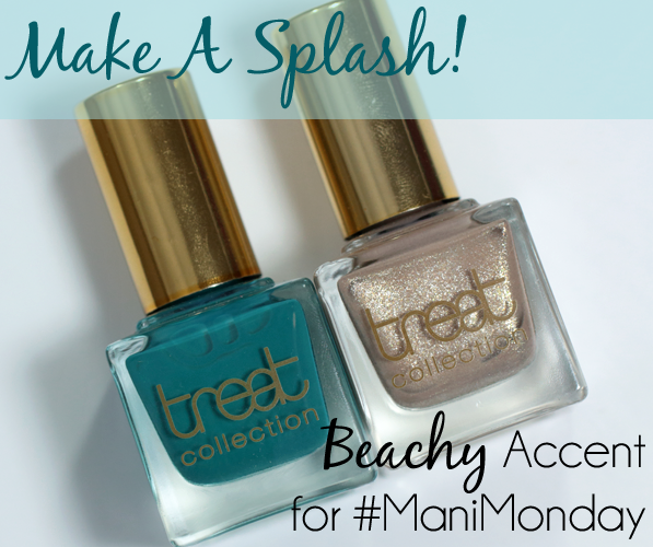 Treat Collection Nail Polish #ManiMonday via @AllLacqueredUp